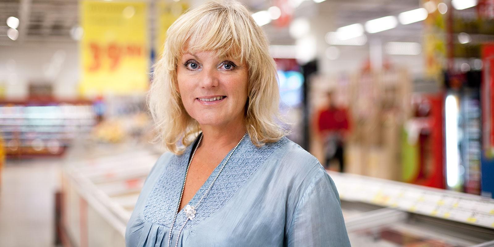 Birgitta Roos, Ica