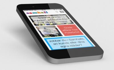 Samhall-appen