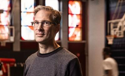 Johan Oljeqvist, vd, Fryshuset